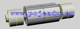 Model Train Parts